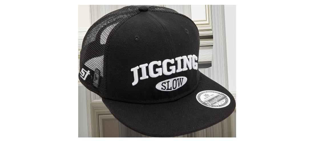 LOW JIGGING MESH CAP SLOW JIGGING 透氣網帽 HC-2706 1100