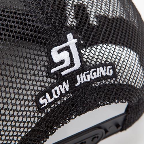 LOW JIGGING MESH CAP SLOW JIGGING 透氣網帽 HC-2706 500 04