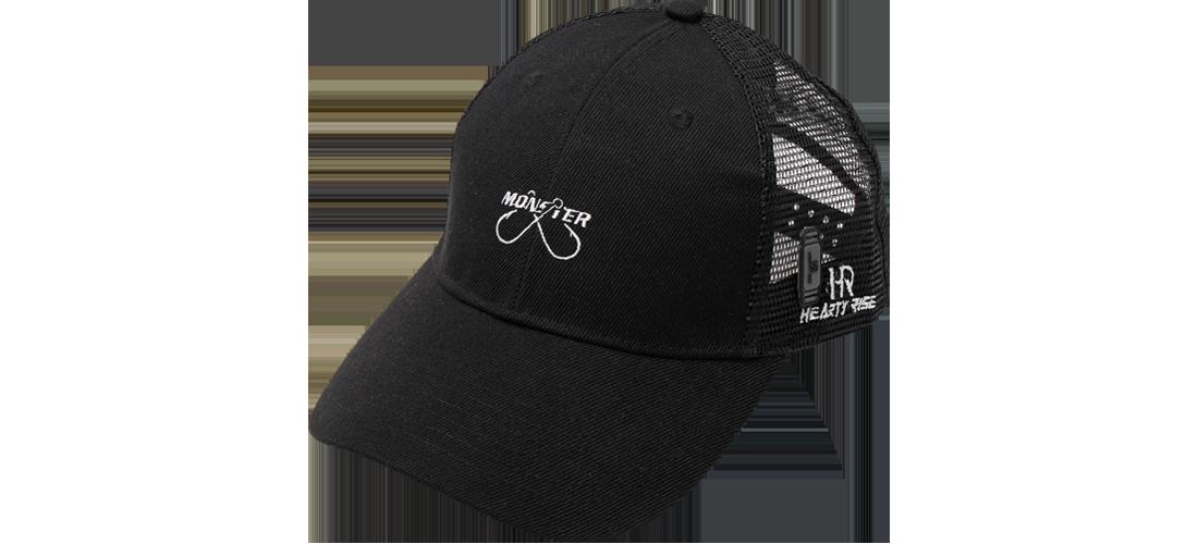 MONSTER MESH CAP MONSTER 透氣網帽 HC-2710 1100