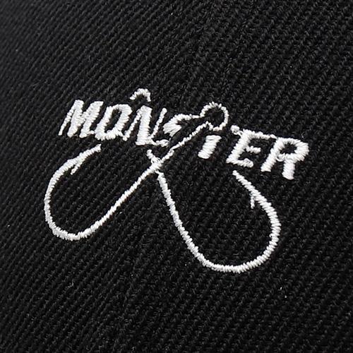 MONSTER MESH CAP MONSTER 透氣網帽 HC-2710 500 01